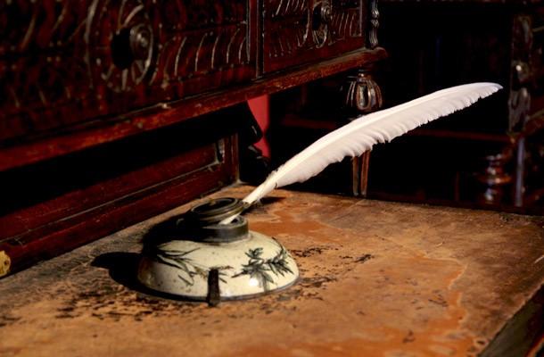 Os suportes e instrumentos da escrita